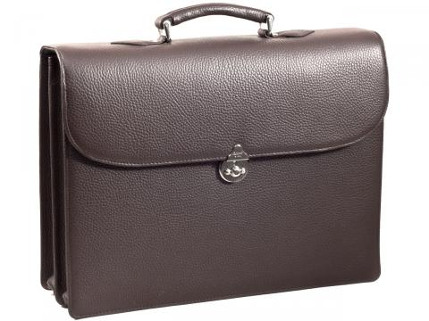 2-Compartment Briefcase