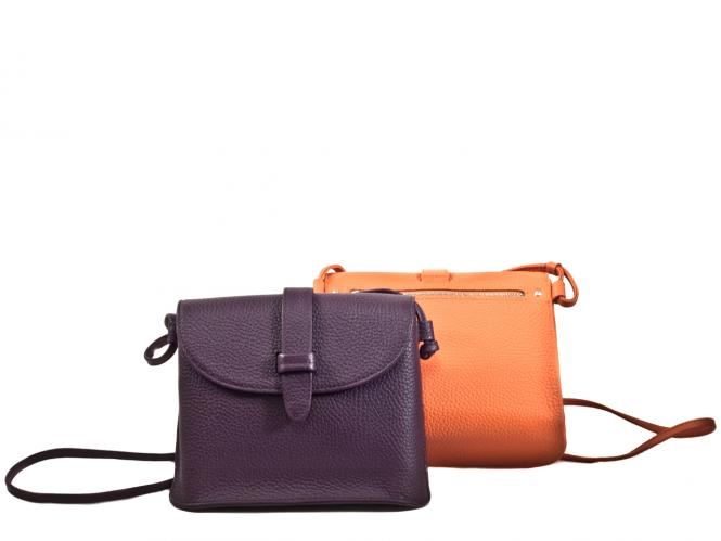 Handbag With Leather Buckle small