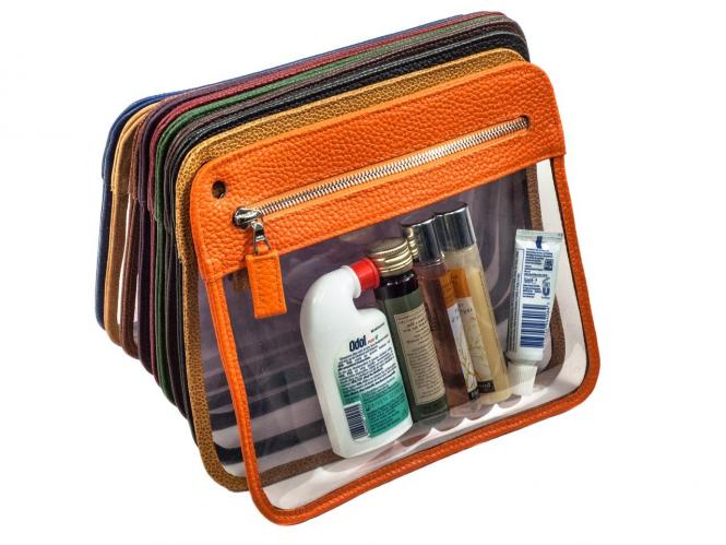 Toiletry Bag Transparent