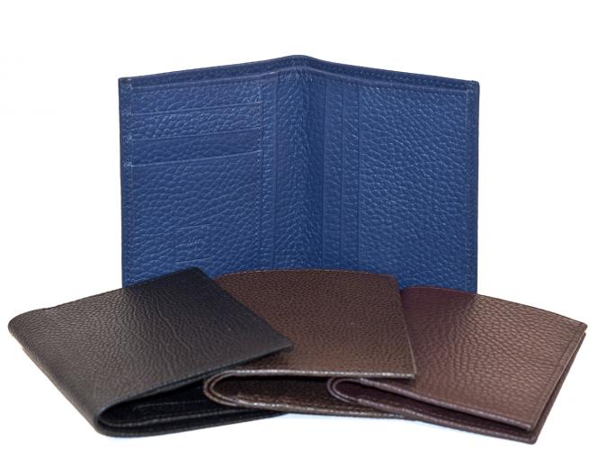Brieftasche Schmal