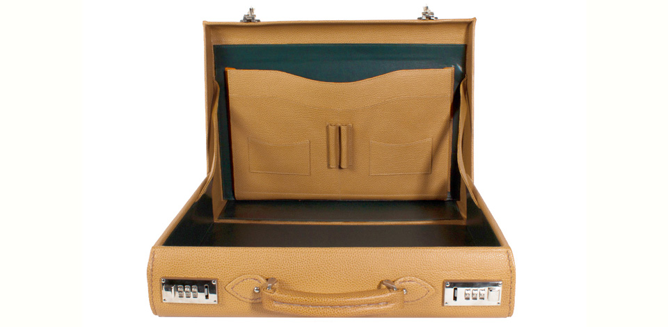 Attache Briefcase Ambassador