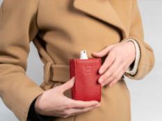 Flascherl mit Tascherl