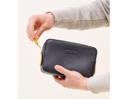 Monocle Toiletry Bags
